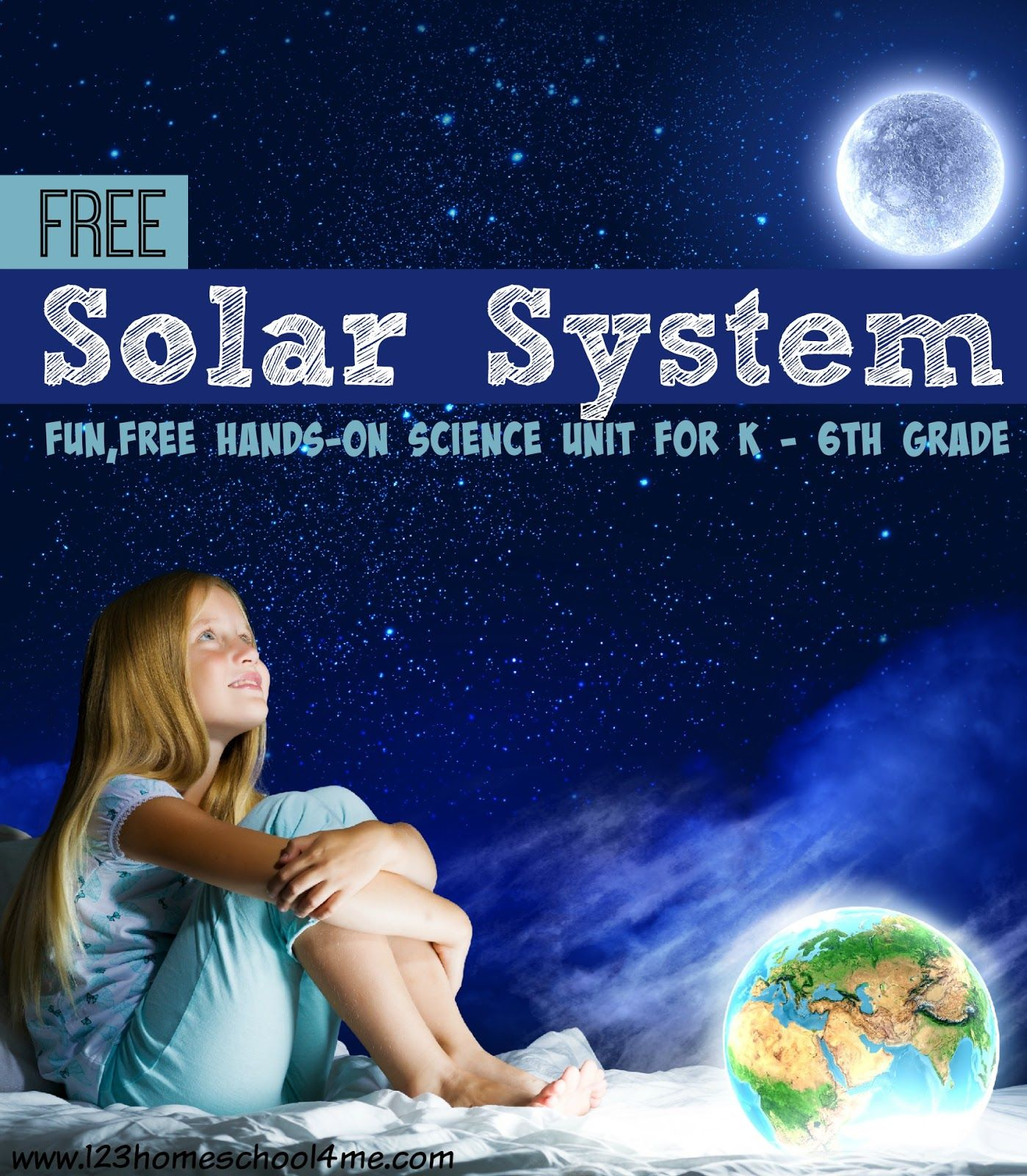 Free Solar System Worksheets | Children: Science Fun | Solar