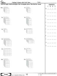 Math Worksheets Surface Area Of Cylinders