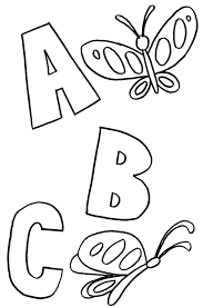 Coloring Ideas : Alphabet Coloring Worksheets Toddlers Them
